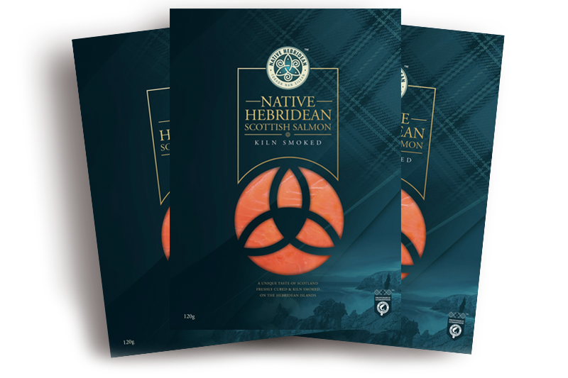 Native Hebridean Smoked packs